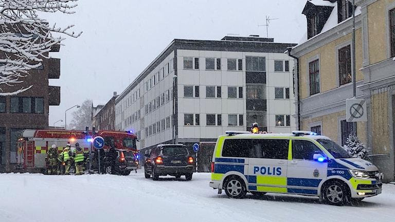 olycka Östersund