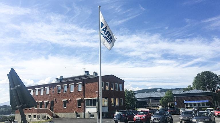 Åre kommun kommunhus Järpen