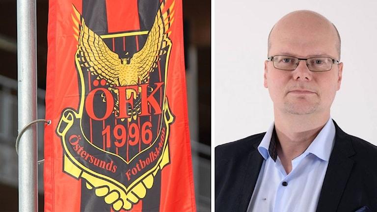 ÖFK ordförande Ante Strängby