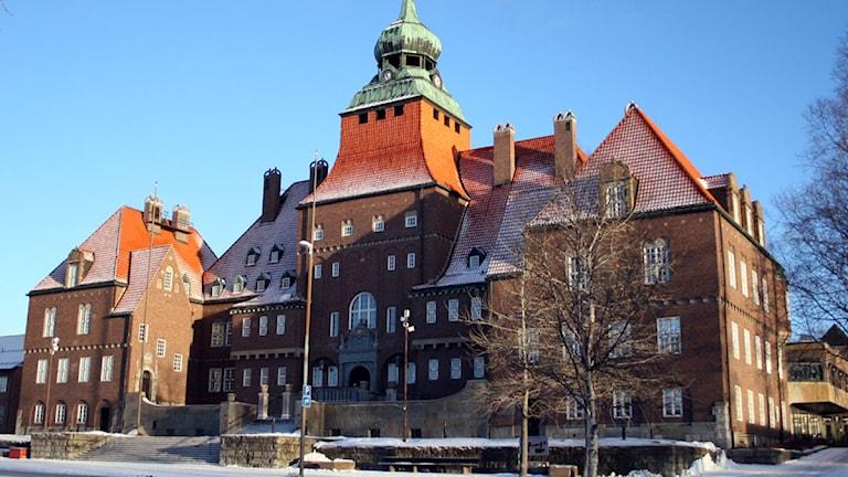 Rådhuset i Östersund. Foto: Östersunds kommun.