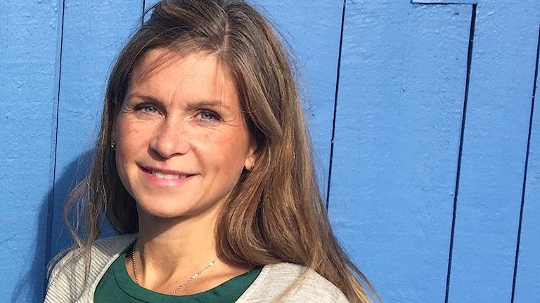 Sandra Wall Reinius är forskare på Etour på Mittuniversitetet