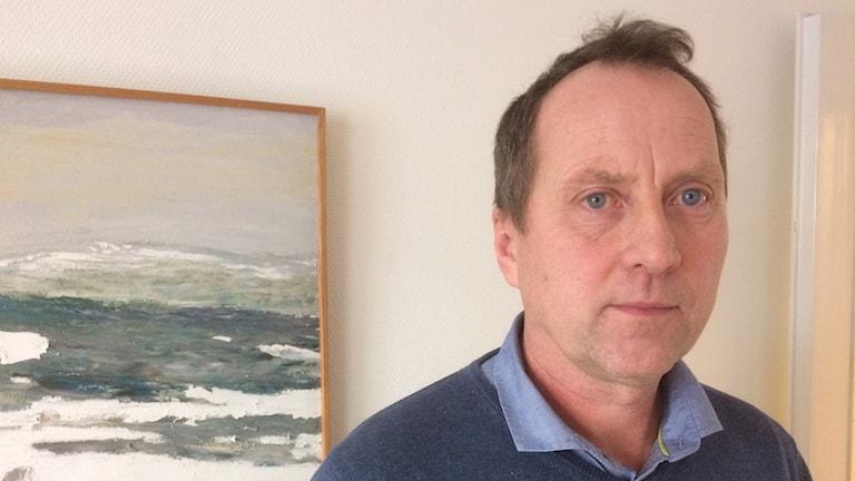 Gunnar Helmersson drabbas av förbifart Brunflo