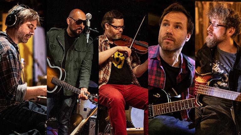 Musikgruppen Landet