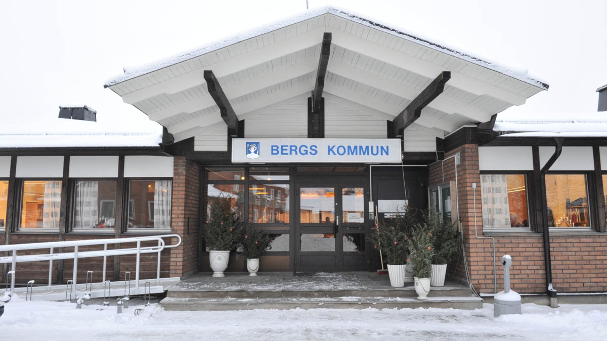 Bergs kommunhus