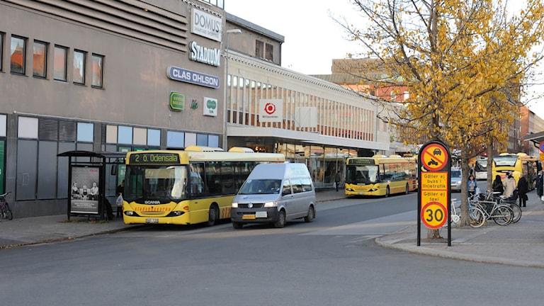 Busstorget Östersund