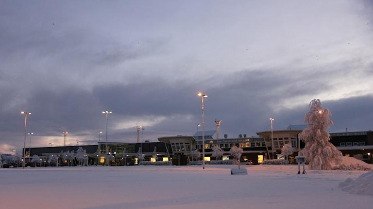 Åre/Östersund flygplats
