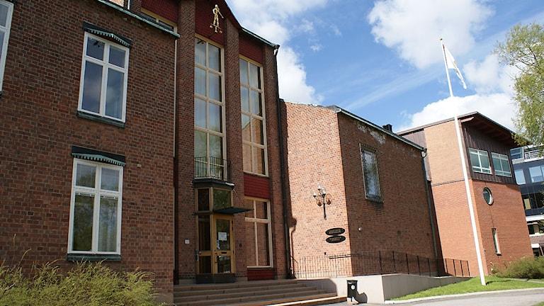 Hovrätten för nedre Norrland. Foto: Marcus Frånberg/Sveriges radio.