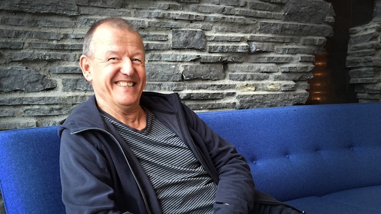 Torben Sundqvist, regissör och verksamhetsledare för Östersunds teaterverkstad.