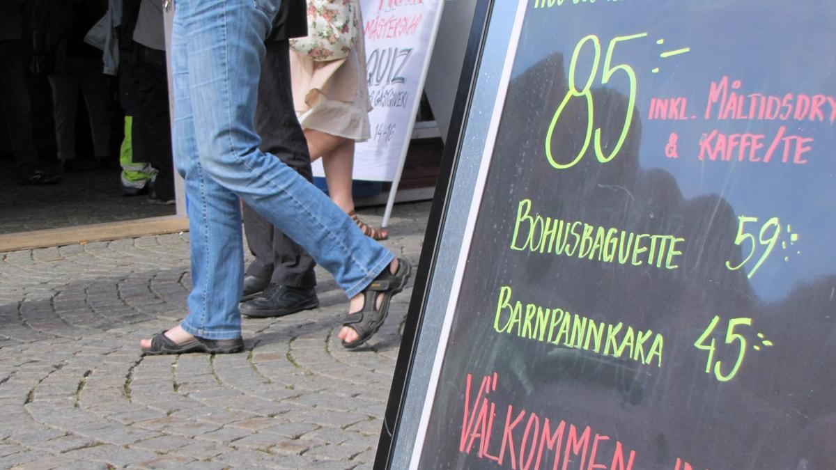 Krogstråket 2011, Foto Sara Rönnberg/SR