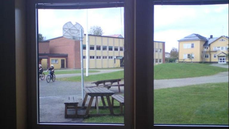Vattudalsskolan, Strömsund Foto: Ann-Louise Rönestål Ek