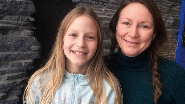 Ihild och Anna Ljungqvist Roos