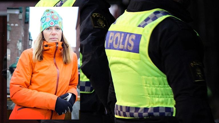 Birgitta Persson Polis Polisområde norr Grannsamverkan