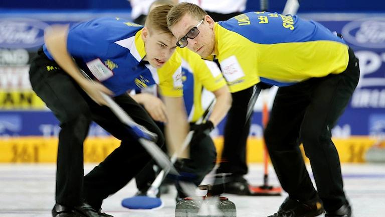 Curlingspelare