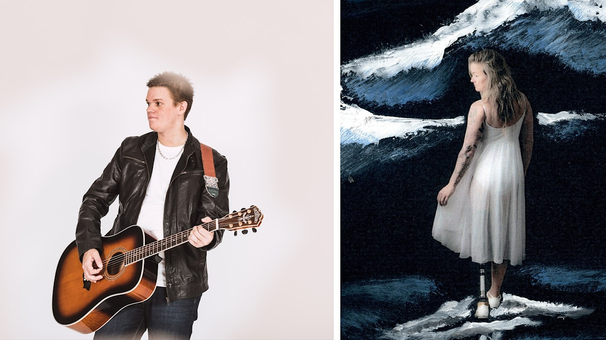 Linus Isander och Sonia Elvståhl