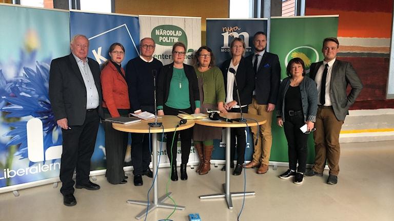 Region Jämtland Härjedalen. Åsa Swee/Sveriges Radio