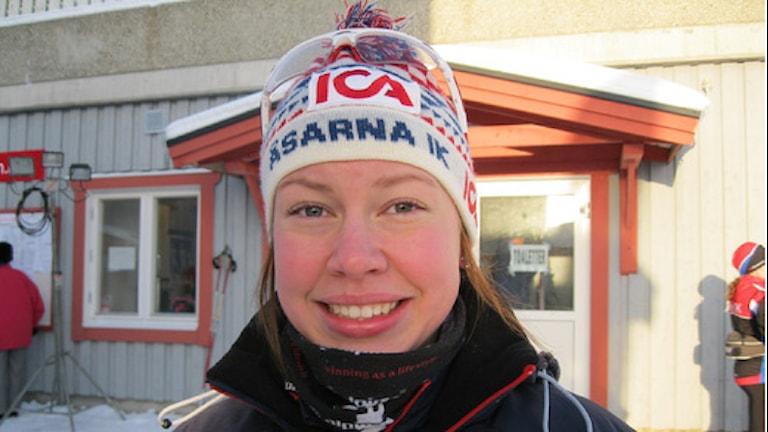 Emma Wikén, Åsarna. Foto Lennart Hobring
