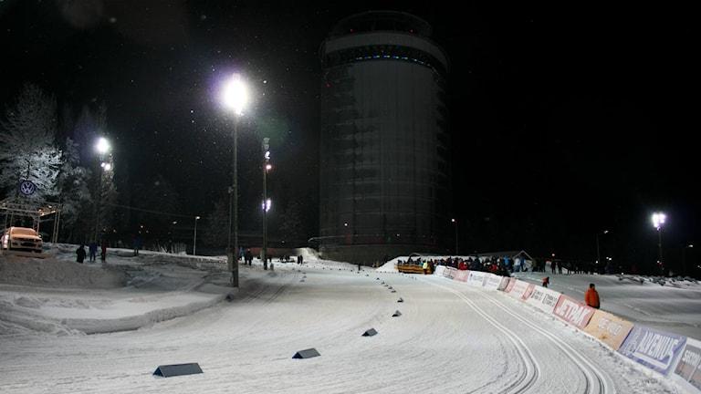 Skidstadion i Östersund