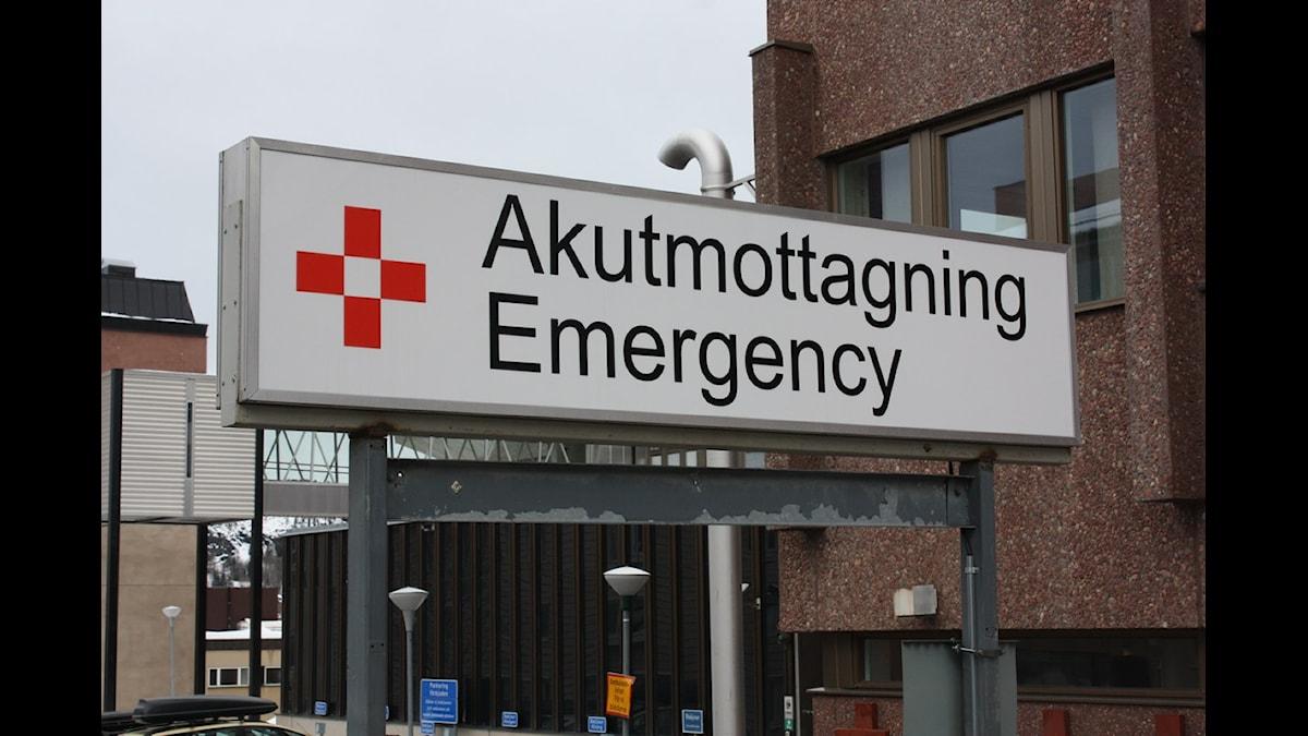 akut, akuten, sjukhus, östersunds sjukhus, kors