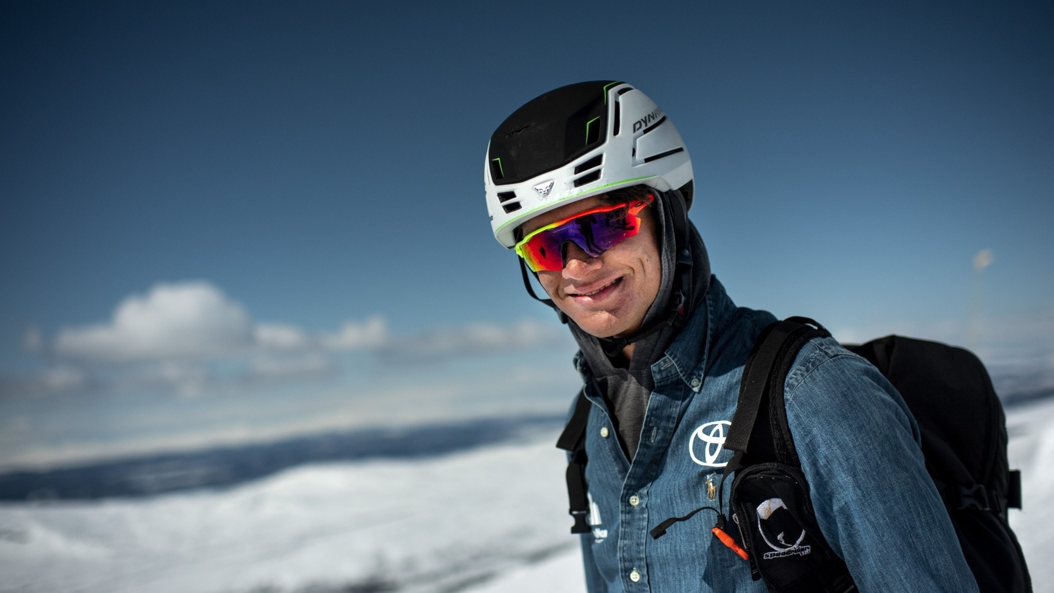 Van der Poel åker skidor i Åre för att bli bättre på skridskor