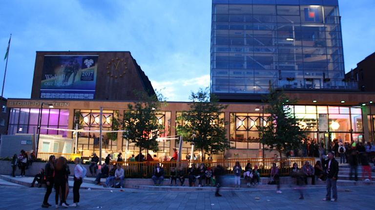 storsjöteatern, foto: Nina Eriksén