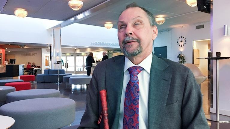 Sonny Hoffman (V) regionfullmäktige Region Jämtland Härjedalen