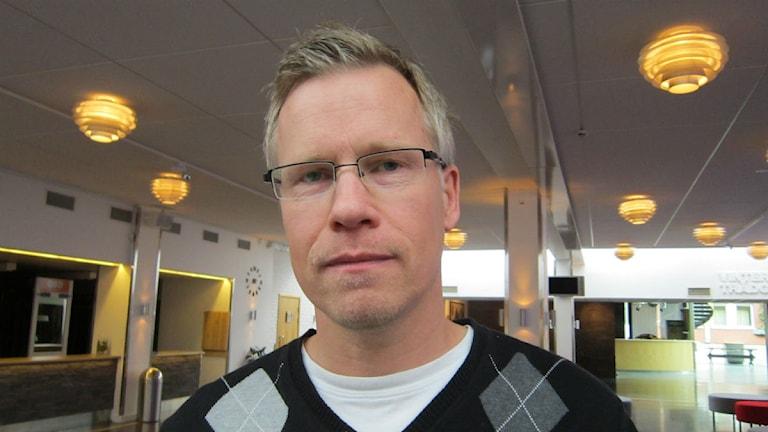 Tre dagar innan anslutningstrafiken ska finnas på plats kunde Jörgen Persson i Bräck bekräfta att Bräcke och Östersund ska betala. Foto: Britt-Inger Hellström