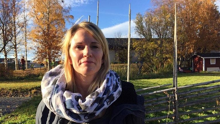Polisinspektör och gruppchef för brott mot barn Kristin Larsén