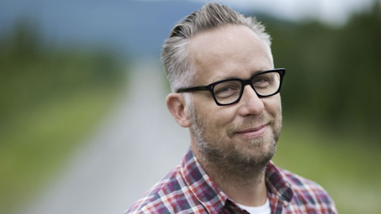 Journalisten Po Tidholm. Foto: Peter Holstaed.