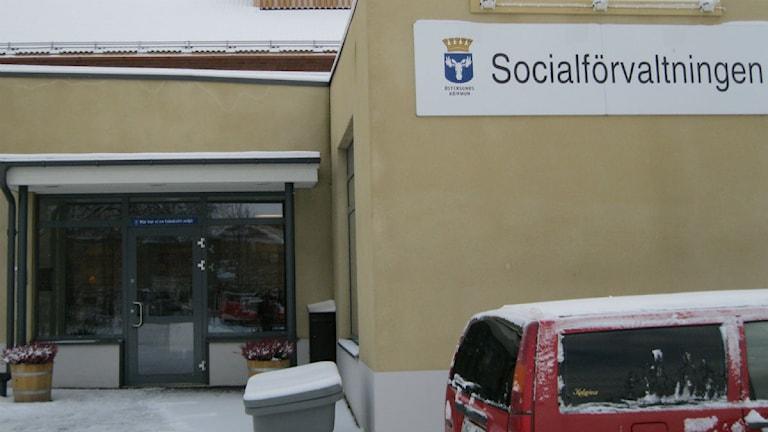 Allt fler föräldrar söker hjälp hos socialförvaltningen i Östersunds kommun för stöd i sitt föräldraskap. Foto: Jessica Brander/P4 Jämtland.