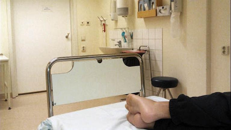 Väntetiden att få träffa en läkare på akuten i Östersund,  är bland de längsta i landet.
