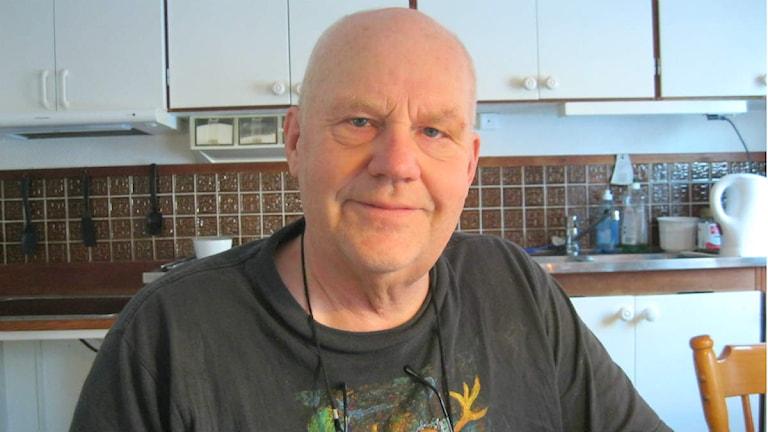 Ambjörn Sandler. Foto: Lennart Hobring/Sveriges Radio