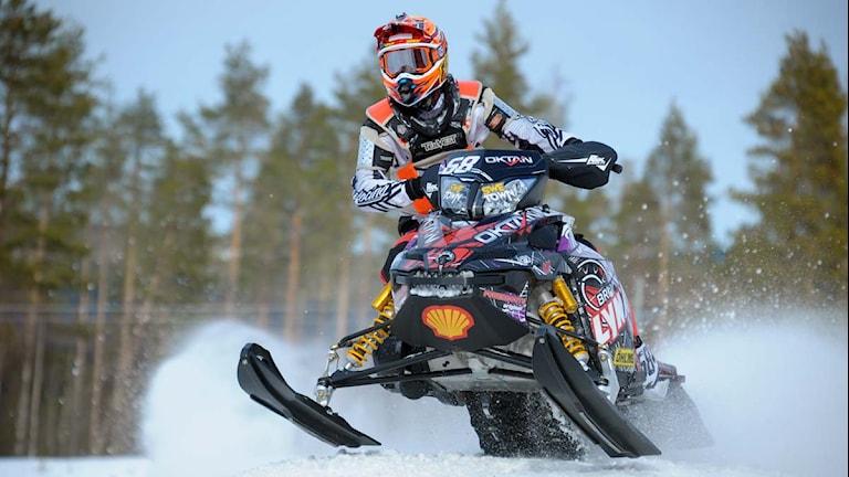 Marcus Ogemar. Foto: Alf Lindberg/Pressbilder