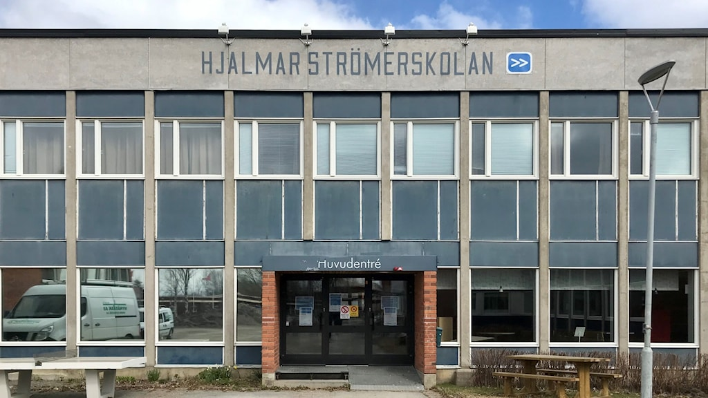 Skolhus i Strömsund.