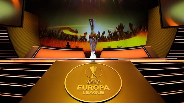 Lottning Europa league