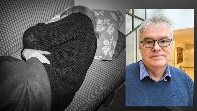 Christer Siwertsson (M) Psykiatri Östersunds sjukhus Region Jämtland Härjedalen