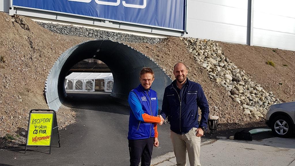 Bengt Flykt, VD för Mid Sweden 365 AB