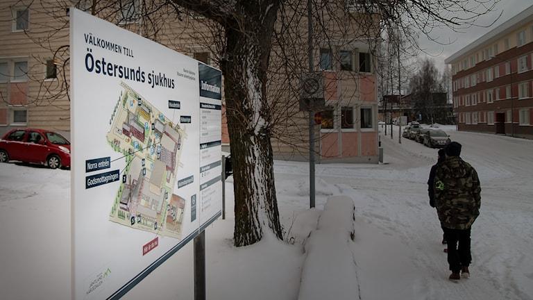 Östersunds sjukhus psykiatri Region Jämtland Härjedalen 2