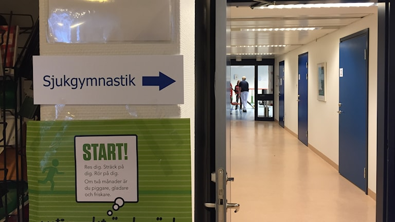 Sjukgymnastiken/Fysioterapin i Bräcke