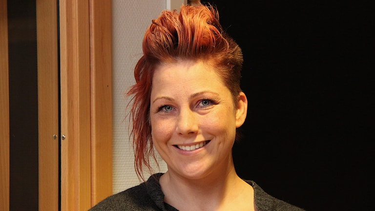 Theresa Flatmo. Foto: Janne Mårdberg