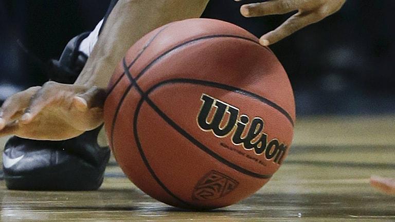 Basketboll. Foto: TT