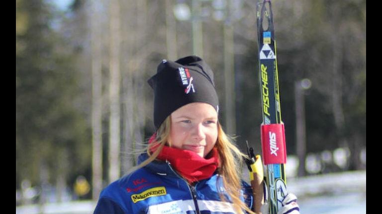 I D 18-19 vann Sofia Myhr från Hede. Foto: Tullus SG