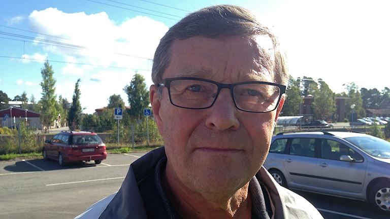 Rolf Lilja, Socialdemokraterna i Krokom. Foto: Annelie Lanner/Sveriges radio.