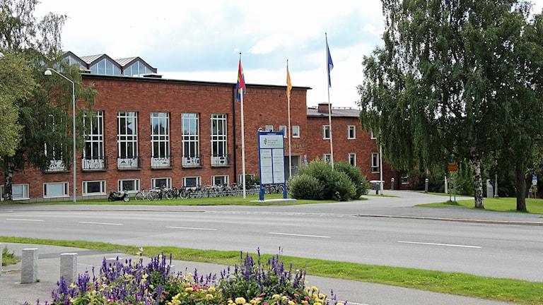 Österängsskolan i Östersund. Foto: Janne Mårdberg/Sveriges radio.