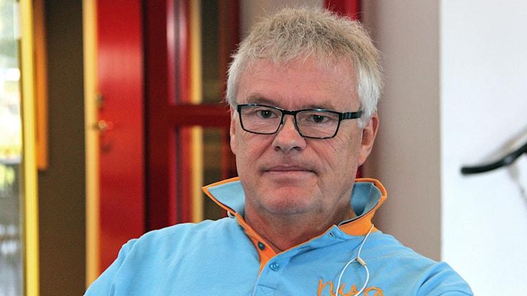 Christer Siwertsson (M). Foto: Janne Mårdberg/Sveriges radio.