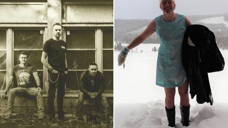 Edgeland samt Linda Forss
