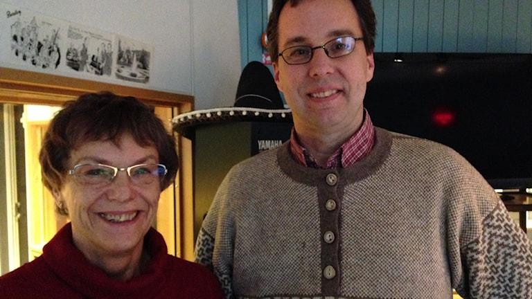 Karin Zidén och Örjan Bertilsson ger ut bok om rokokomålaren Anders Berglin.