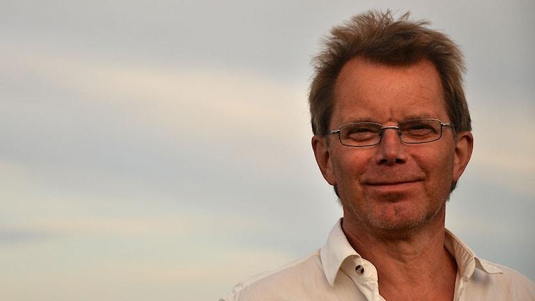 """Lars Persa"" Persson. Foto: Ida Persson."