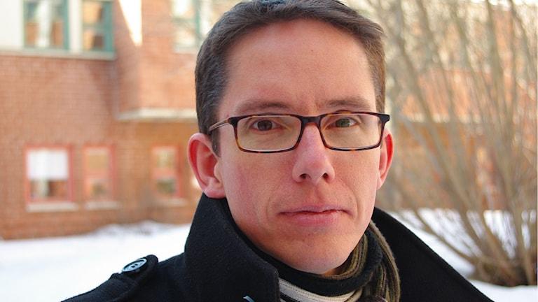 Bräckemoderaten Johan Loock. Foto: Privat.