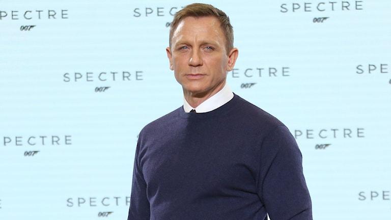 Skådespelaren Daniel Craig