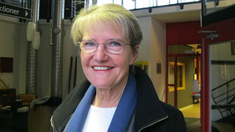 Kristina Persson är framtidsminister.